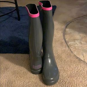 Marc Jacobs rain boots